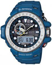CASIO GWN-1000-2AJF G-SHOCK GULFMASTER Radio Solar Watch Blue Fast Ship Japan
