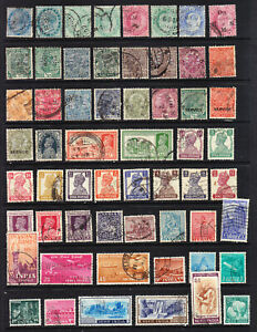 India & States v. large mix  see 4 scans  L6123