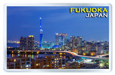 Fukuoka Japan Fridge Magnet Souvenir Magnet Kühlschrank