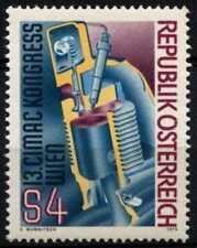 Austria 1979 SG#1840 motore a combustione #D64020 del Consiglio Gomma integra, non linguellato