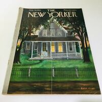 The New Yorker: June 30 1956 - Full Magazine/Theme Cover Edna Eicke