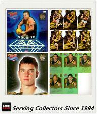 2010 Select AFL Champions Mascot Gem Card MG4 Dane Swan (Collingwood)