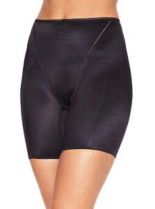 Black Berlei Silhouette Sculpting Brief/Thigh Slimmer/Control Brief Sizes S - XL