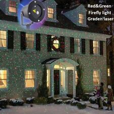Romant Waterproof Outdoor Christmas Lights Laser Projector Moving Lights AU Plug