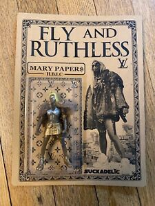 Mary Papers Fly and Ruthless Sucklord Suckadelic DKE Bootleg Star Wars Toy Tokyo