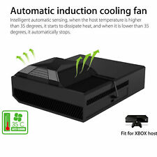 For Microsoft Xbox One Auto Sensing Intercooler USB External Cooling Cooler Fan