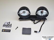 smart fortwo 451 Zusatzinstrumente Benziner Uhr & DZM ab Modelljahr 2011