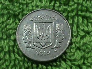 UKRAINE   2  Kopiyki  /  Kopeks   2010 `