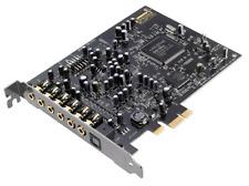 Creative Sound Blaster Audigy Rx - 7.1 PCIe Tarjeta de sonido con alto rendimiento Hea
