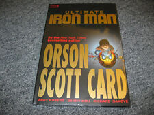 Marvel Comics Ultimate Iron Man Volume 1 Hard Cover Trade Paperback BRAND NEW