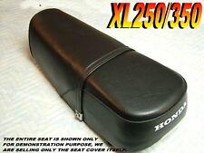 XL250 XL350 seat cover Honda 1976-78 XL 250 XL 350 137