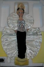 #4014 NRFB Mattel Presidential Collection Crystal Rhapsody Porcelain Barbie Doll
