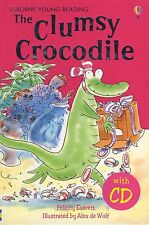 The Clumsy Crocodile (Young Reading CD Packs) (Young Reading Series Two), Everet