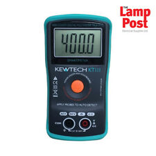 Kewtech KT111 500V TRMS Digital Multimeter with Auto Function Detect