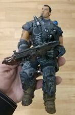 "NECA Gears of War 2 Dominic Santiago 7 Action Figure 6"" 2006-2007 NM Rare HTF"