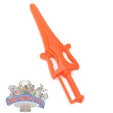 (PRE-ORDER) MOTU - Faker Orange Sword - Custom - Masters of the Universe Heman