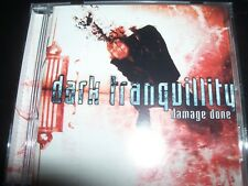 Dark Tranquillity ‎– Damage Done (Shock Australia) CD