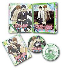 New Sekai-ichi Hatsukoi Yokozawa Takafumi no Baai Movie DVD CD Booklet Japan