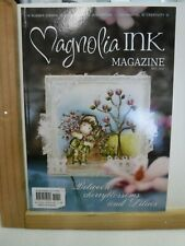MAGNOLIA INK MAGAZINE NO 2 2012 BETWEEN CARDMAKING STAMPS IDEAS NEW A22417
