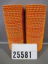 68 Stück Kunststoff Teller Essenbehälter Krankenhaus Glockenteller Ø28cm #25581