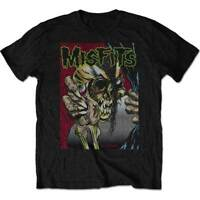Misfits - 'Pushead' T-Shirt *Official Merchandise* *Danzig*