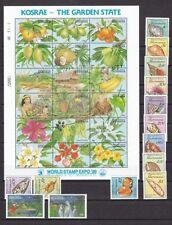 Postfrische Briefmarken aus Australien, Ozeanien & der Antarktis mit als Posten & Lots