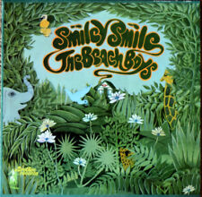 LP THE BEACH BOYS SMILEY SMILE  MONO VINYL 200G FROM THE ORIGINAL MASTER TAPES