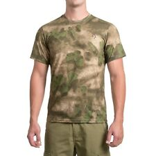 Browning Speed T-Shirt - Short Sleeve  Foliage/Green Camo Size 2XL
