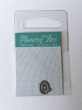 Memory Box Die ~  Tiny Heart in a Talk Bubble  - 99526 - NEW