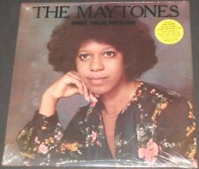 "THE MAYTONES only your picture UK LP + 12"" new REGGAE record store day 2018"