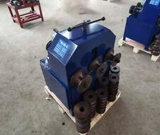 Techtongda Pipe Bender Roller 9roundsquare Dies Tube Bending Machine 110v Us