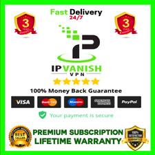IPVanish VPN Premuim ✔️AUTO RENEWAL✔️ Warranty✔️ Fast Delive ✔️