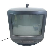 sony trinitron TV television KV-M1441U working retro gaming 14 inch screen