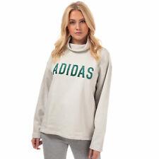 Женские Adidas Originals свитер в сырой белый
