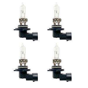 4x Original OEM KoiTo 9005 HB3 Headlight High Beam Halogen Light Lamps Bulbs