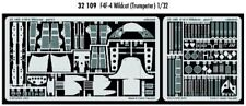Eduard 1/32 F4F-4 Wildcat etch for Trumpeter kit # 32109