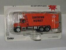 Boley 1:87 4127-99 Orange Sanitation District Truck