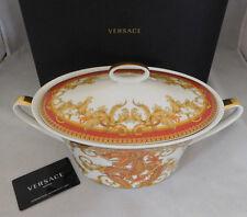 Rosenthal Versace Asian Dream Schüssel mit Deckel 1,60 Liter Neu & Ovp 1.Wahl