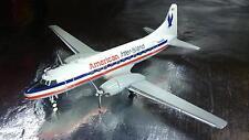 * Herpa Wings 552486 Convair 440 American Inter-Island 1:200