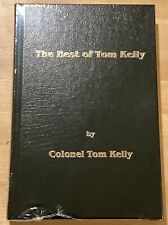 The Best Of Tom Kelly Limited Edition /1,000 Turkey Hunting Book Leather New