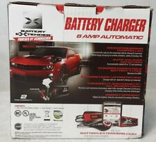 Schumacher Battery Extender BEO1249 8 amp Automatic Battery Charger [O]