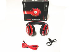 Wireless Bluetooth Headset Foldable STEREO /MP3/WITH CONTROL TALK HIGH DEFINITIO