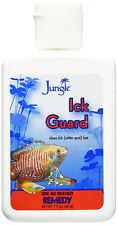 Jungle AQUARIUM ICK GUARD Liquid REMEDY TREATMENT Clears Ick (White Spot) Fast