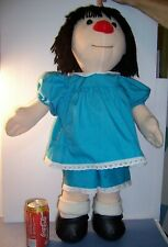 """Vintage - The Big Comfy Couch - Molly - Large 30"""" Plush Doll Commonwealth Vgc"""