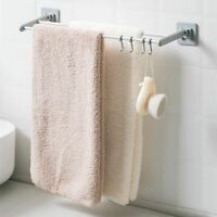 Home Organizer Hook Kitchen Bedroom Hanging Rack Bathroom Towel Clothes Holder