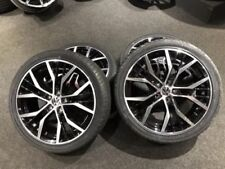 """Ex Display 18"""" VW Golf GTD Santiago Style Alloy Wheels And 225/40/18 Tyres"""