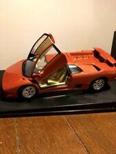 AUTOart 1/18 Lamborghini Diablo VT Coupe 1/18 Scale Diecast - RARE