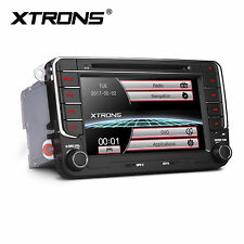 Autoradio DVD Navi GPS für VW T5 Golf Passat Touran Caddy Jetta Polo Seat Skoda