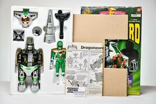 MMPR Mighty Morphin Power Rangers Dragonzord & Green Ranger 1991-1993