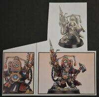 Warhammer Quest: CC Dangai Holdenstock Kharadron Overlords Arkanaut Admiral NoS
